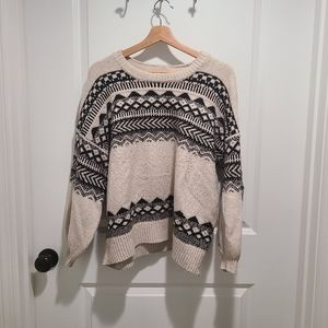 American Eagle Balloon Sleeve Sweater